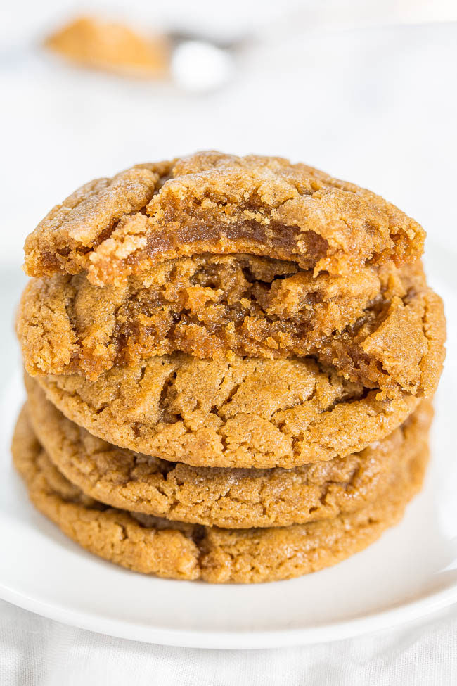 Flourless butterless cookie recipe